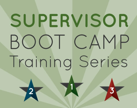 Supervisor Boot Camp Series